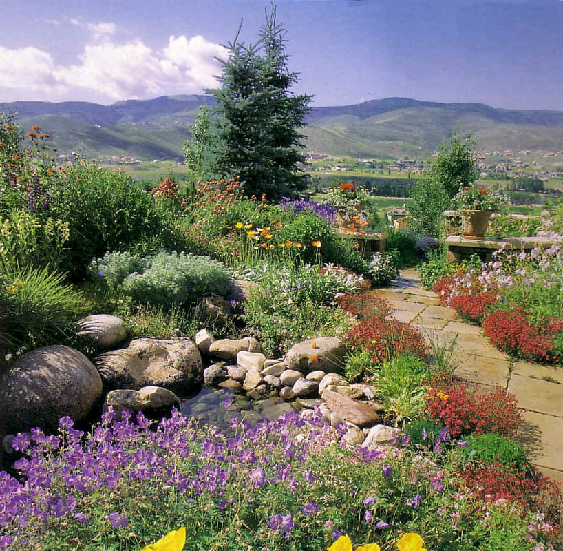 Landscape design timberrock landscape center in northern for Home and garden design center colorado springs