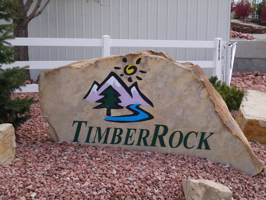 Timberrock Landscape Center Windsor Colorado
